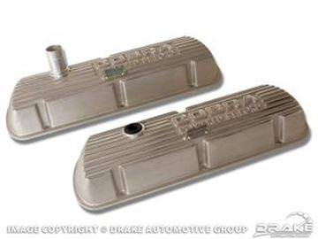Picture of 1965 Cobra open letter valve covers : S1MS-6A582-P