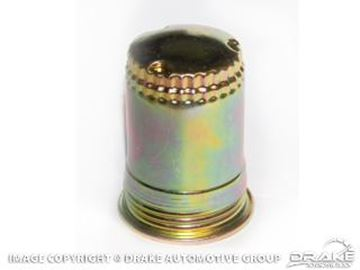 Picture of 1964-66 Fuel Filter Replacement Canister (Gold Zinc) : C3AZ-9355-G