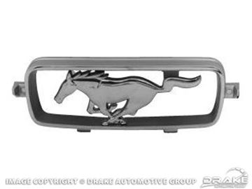Picture of 1966 GT Grill Corral & Horse : C6ZZ-8213-B