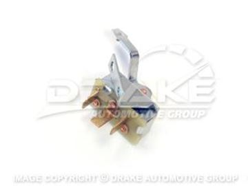 Picture of 1964-65 Mustang Heater Switch Assembly (2 speed, before 4/1/65) : C4DZ-18578