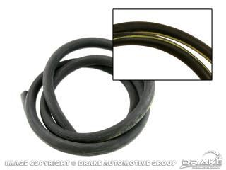 Picture of Heater Hose (With Yellow Stripe) : C5ZZ-18472-Y