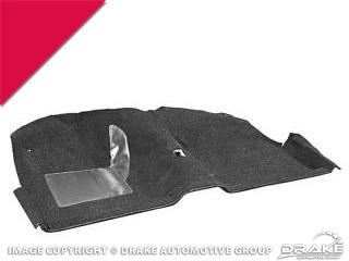 Picture of 1964 Coupe Molded Carpet Kit (Red) : CAR64-CP-BR