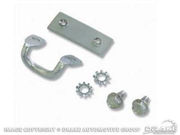 Picture of 64-66 Glovebox Striker Set (Zinc) : C5ZZ-6506064-A