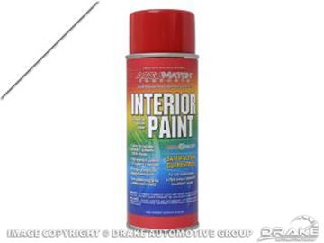 Picture of 1969-73 White Semi Gloss Interior Paint : L-15855
