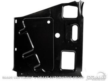 Picture of 1964-66 Mustang Cowl Side Panel (Right Hand) : C5ZZ-6502042-R