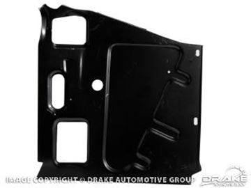 Picture of 1964-66 Mustang Cowl Side Panel (Left Hand) : C5ZZ-6502043-L
