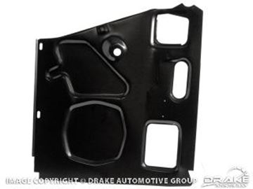 Picture of 1964-66 Mustang Cowl Side Panel (Right Hand) : C7ZZ-6502042-R