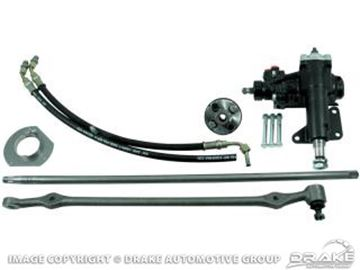 Picture of 1964-66 Mustang Power Steering Conversion Kit - V8 PS to PS : C5ZZ-PS-PS-CK