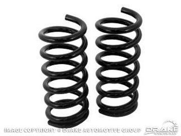 Picture of 1964-66 Mustang Stock Coil Springs (V8 w/out AC) : C5ZZ-5310-C