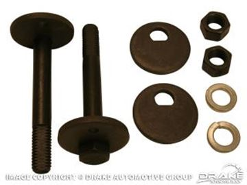 Picture of 1967-73 Mustang Lower Control Arm Bolts : C6OA-3B236-K