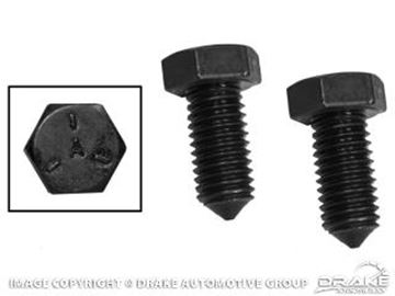 Picture of 1964-73 Mustang Transmission Mount Bolts : 372821-S