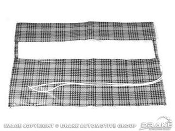 Picture of 64-73 Tool Kit Bag (Plaid) : TK-FM-PLD