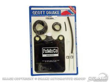 Picture of 1966 Windshield Washer Deluxe Kit : KIT-WIP-2