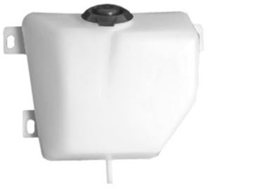 Picture of 1967-68 Mustang Windshield Washer Reservoir w/o FoMoCo Logo : C7OZ-17618-R