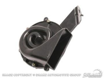 Picture of 69-70 Mustang High Pitch Horn Assembly (Concours) : B8AZ-13832-B