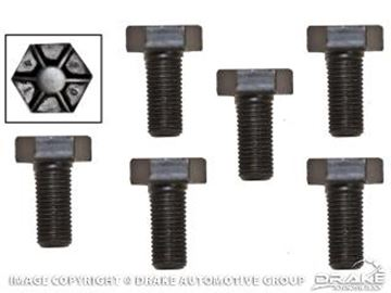 Picture of 1964-73 Mustang Transmission Flywheel Bolts : B8AZ-6379-A