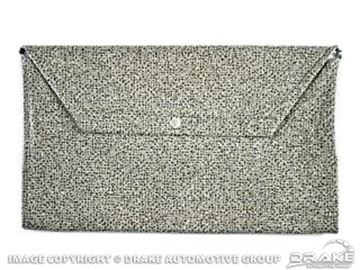 Picture of 64-73 Convertible Top Boot Bag (Speckled) : BB-FM-SPK