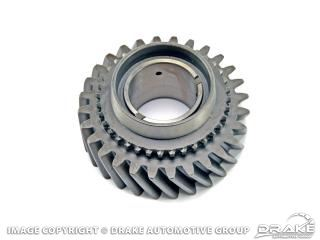Picture of 4 Speed Toploader Part (2nd gear, 28 teeth) : C4AZ-7102-D