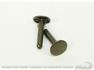 Picture of 1964-1967 Mustang Metal Firewall Insulator Fasteners : C5ZZ-6501691