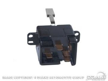 Picture of 1967 Mustang 2 Speed Wiper Switch : C7ZZ-17A553-A