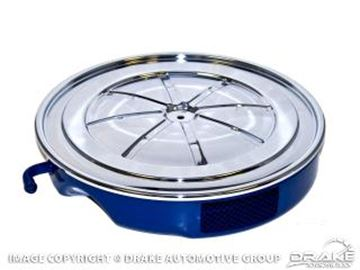 Picture of 1967-68 Early Mustang 390 GT High Performance Air Cleaner With CA EM tube : C7ZZ-9600-C
