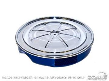 Picture of 1967 Mustang 390 GT High Performance Air Cleaner Without EM tube : C7ZZ-9600-E