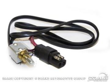 Picture of 1969 Mustang 4-Speed Back-Up Lamp Switch : C9ZZ-15520-A