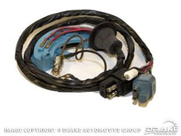 Picture of 1969-73 Mustang FMX Neutral Safety Switch : D2ZZ-7A247-B