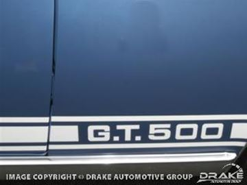 Picture of 1967 Shelby GT500 Stripe Kit-Blue : S7MS-16224-DE