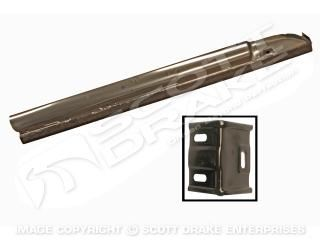 Picture of 1964.5-66 Mustang Outer Rocker Panel-LH : C5ZZ-6510129-O