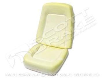 Picture of 1964.5-66 Mustang Standard Seat Cushion Kit : C5ZZ-65600501ST