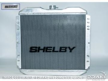 Picture of 1965-66 Shelby Aluminum Radiator-A/T : S1MS-259-2AL