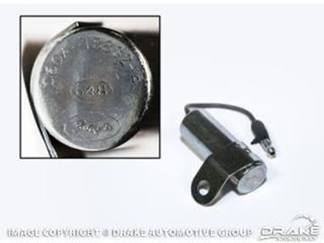 Picture of 1966 Mustang Radio Supressors : C6OA-18832-A