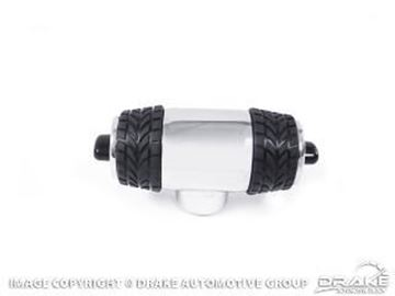 Picture of 1964-73 Mustang Automatic VR™ Shift Handle with Tire Tread Grip : C5ZZ-7213-TT