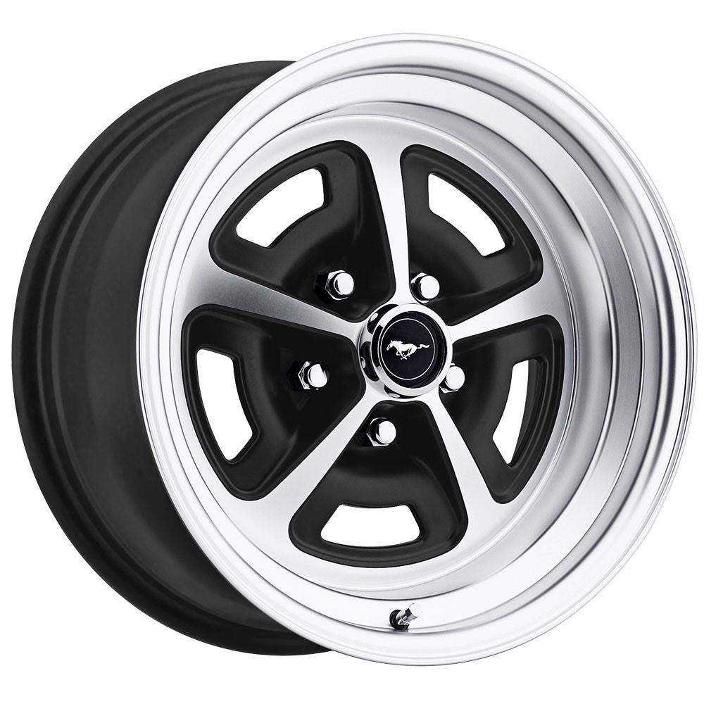 15 X 7 Magnum Alloy Wheel 5 On 4 5 Bp 4 25 Bs Satin