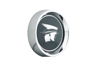 Picture of ALLOY RIM BLK HUB CAP-MERCURY